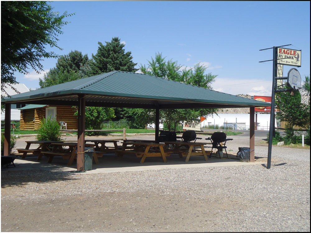 Features And Amenities At Eagle Rv Park And Campground